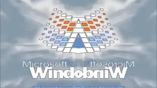 Microsoft Windows Startup Sounds And Shutdown Sound in G Major 4