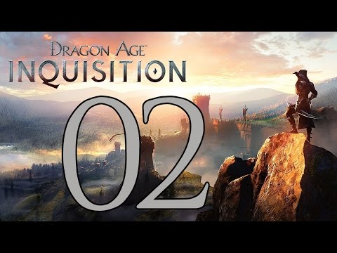Dragon Age: Inquisition - Gameplay Walkthrough Part 2: The Wrath of Heaven