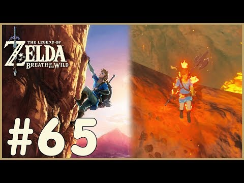 Zelda: Breath Of The Wild - I'm On Fire! (65)