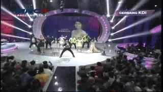 "Liza Natalia "" Goyang Zumba "" Gerbang Kdi 2015 (9/4)"