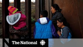 Backup at U.S. border has migrants searching for other options