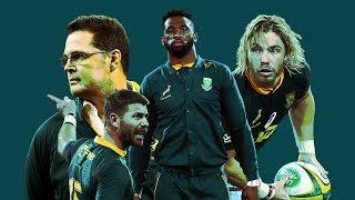 Springboks Tribute    2019 RWC