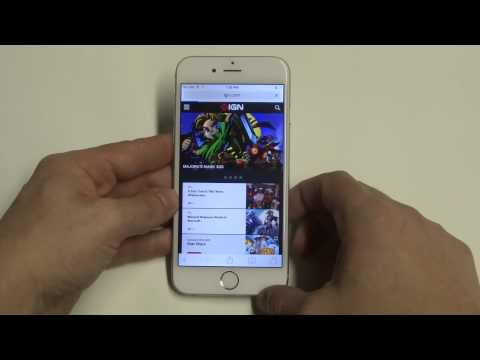 Iphone 6: How To Switch Mobile Sites To Desktop Sites in Safari - Fliptroniks.com