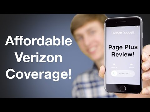 Page Plus's $30/month Prepaid Plan Review! | March 2016