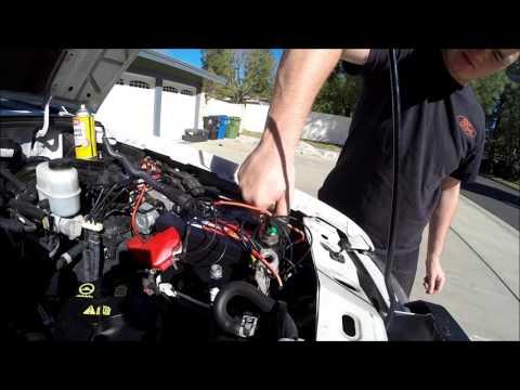 Ford Ranger Battery Replacement