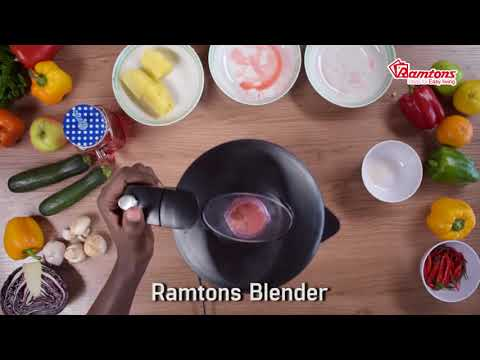 Berry, Pineapple and Orange Smoothie How to Video