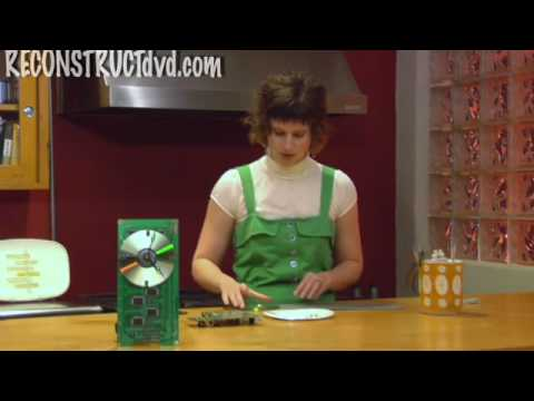 Make a Circuit Board Clock - Re-Construct DVD Extra Project