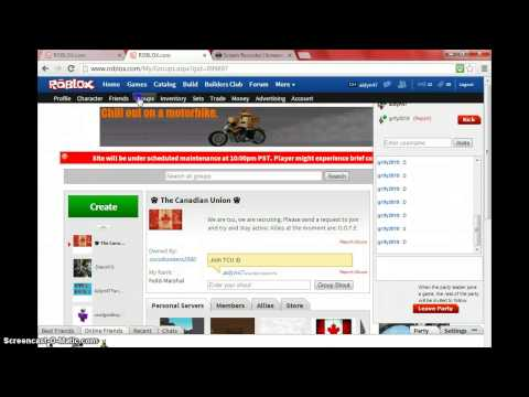 How to make a group spawn roblox 2013