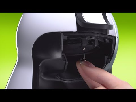 No coffee flows out of your NESCAFÉ® Dolce Gusto® Piccolo coffee machine by De'Longhi®