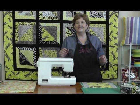 Magic Square Quilt Tutorial Using Pre-cut Fabrics