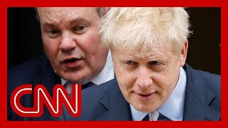 Boris Johnson leads race to replace Teresa May after first-round vote