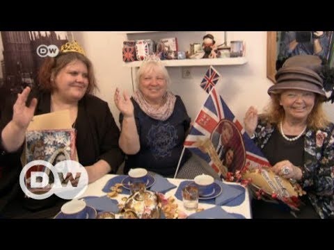 Germans are among biggest Royals fans | DW English