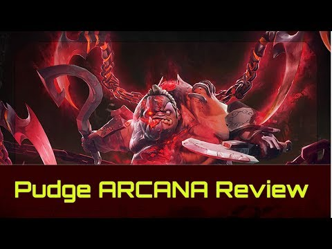 Feast of Abscession  - Pudge Arcana Review !!! WTF ?