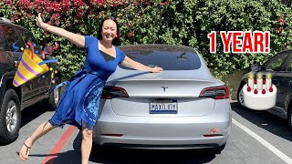 Download Tesla Model 3 Review: One Year Later, What's Different? Video
