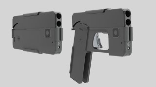5 GAME CHANGING Inventions You MUST See (Smartphone HANDGUN & More)
