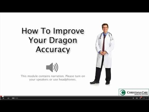Improve Your Dragon Accuracy