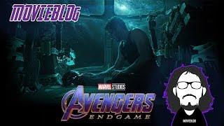 MovieBlog- 665: Recensione Avengers Endgame (TOTALMENTE SENZA SPOILER)