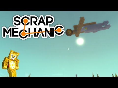 Scrap Mechanic - High Jump / Gymnast Olympiads