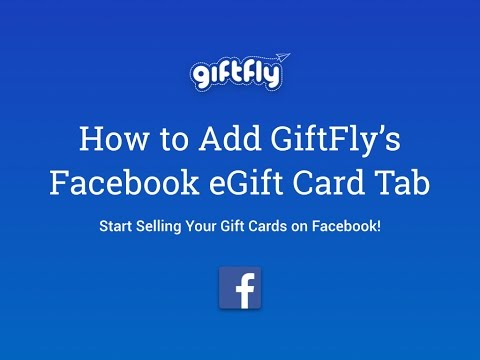 How to Start Selling Gift Cards on Facebook
