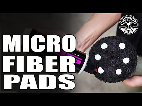 How To Polish Any Car With Microfiber Pads - Chemical Guys Auto Detailing