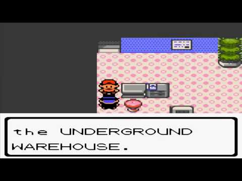 Pokemon Gold / Silver Walkthrough [HD] Part 27 - Radio Tower Invasion