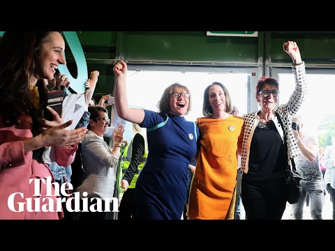 'A monumental day for women in Ireland', says Orla O'Connor