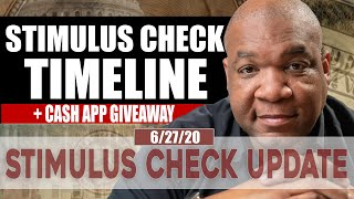 Second Stimulus Check and Stimulus Package Timeline: Plus Stimulus Check Giveaway