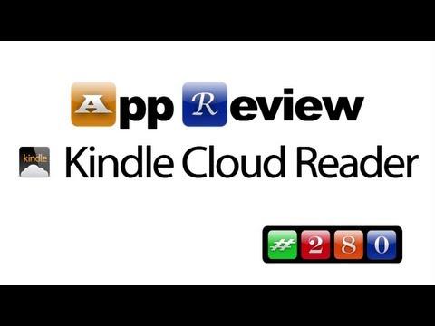 Kindle Cloud Reader - iPad App Review - Frackulous 280
