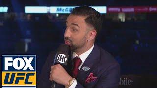 Paulie Malignaggi breaks down Conor McGregor vs. Floyd Mayweather   MAYWEATHER VS. McGREGOR