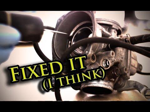 XR650L | Finally Fixing my Carburetor
