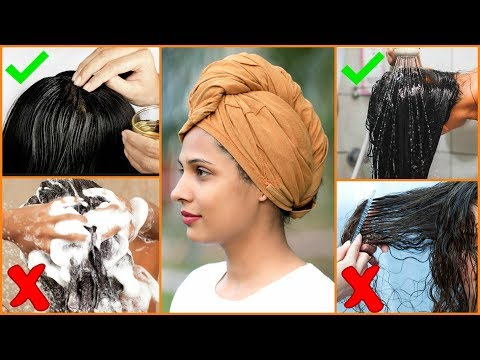 How I Take CARE of my HAIR? | Shruti Arjun Anand