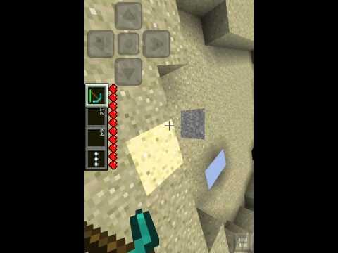 Minecraft Poket Edition: Breakable Bedrock Mod + Limited World