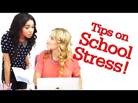 School Stress Tips + Life Hack! #17Daily