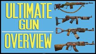 Ultimate Gun Overview (Rust)