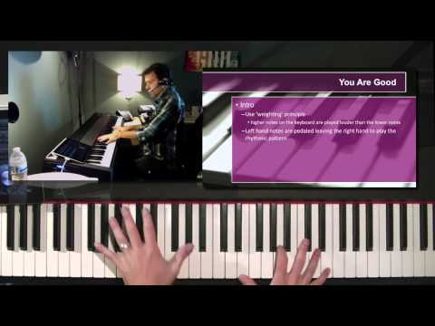 Piano Tips for Modern Worship Part 1