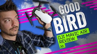 DJI Mavic Air Review: The Best Drone I