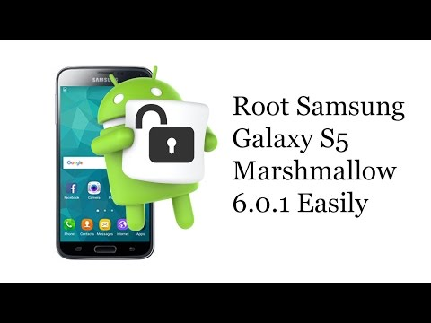[100%] How to Root Samsung Galaxy S5 All Models Official Marshmallow 6.0.1 Easily