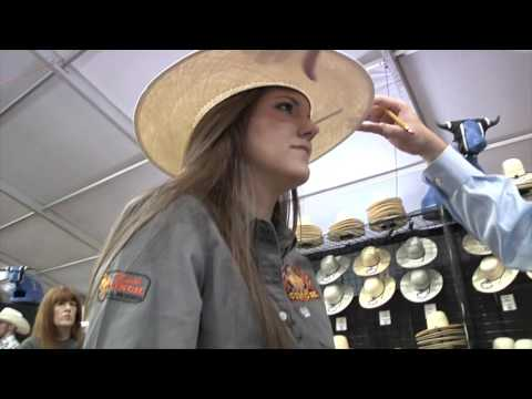 Getting the Perfect Cowboy Hat at the Rodeo