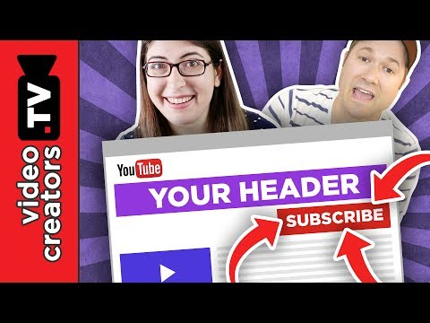 How To Get YouTube Subscribers with your Channel Art