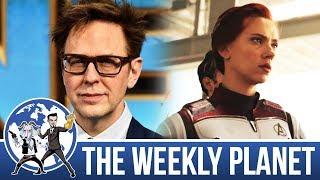 Download James Gunn Returns & Avengers: Endgame Trailer 2 - The Weekly Planet Podcast Video