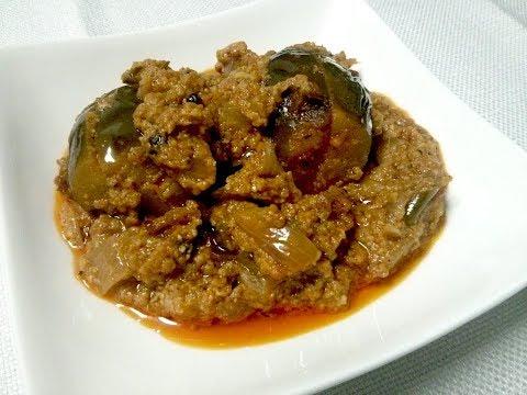Biryani Brinjal Gravy / Biryani Kathirikkai Curry