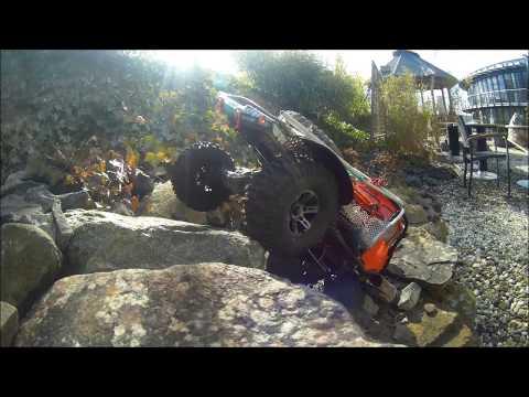 RC crawling Westerwald Habakuk trail reverse