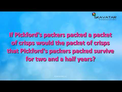 Tongue Twister: Pickford's packers packed a packet of crisps | 92% FAIL Trying