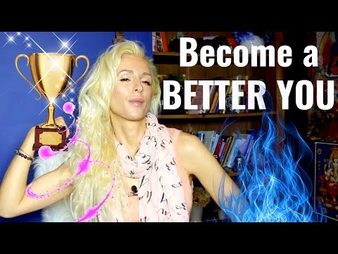 5 Ways To Become A BETTER YOU