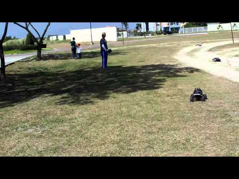 HPI Car Racing Brittany field