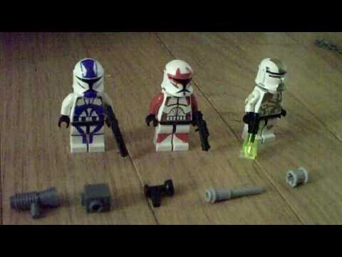 How To Make A Custom Lego Mini Gun