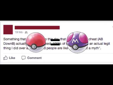 Turn Any Pokéball Into A Master Ball Cheat? POKEMON SCIENCE