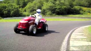 The Stig - Too hot for TV - Top Gear