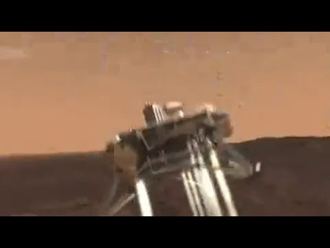 Rising to the red Planet - NASA's Phoenix Mars lander mission.