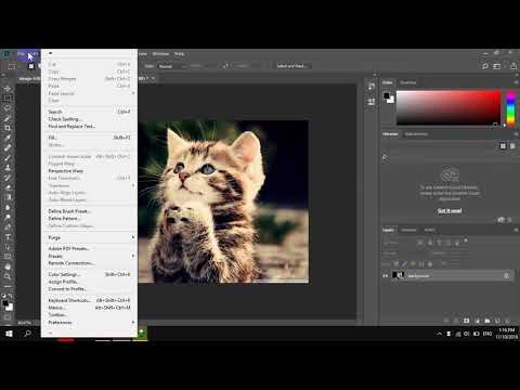 How To Enable & Disbale Resize image during Place in Photoshop CC